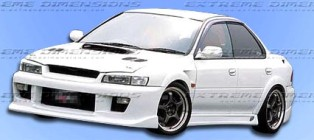 C-Speed Complete Body Kit GC8